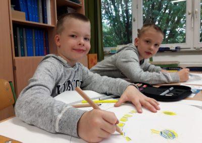 Lenni und Luka sind Zwillinge. Haben sie wohl die selben Gefühle im Kopf?