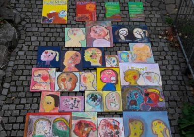 153 All unsere Kunstwerke zusammen ergeben ein großes Kunstwerk.